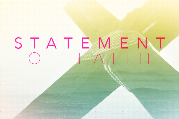 Statement of Faith